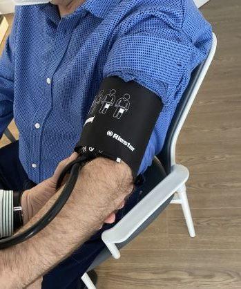 La Hipertensión arterial en personas mayores